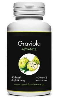 Advance Graviola 90 kapslí