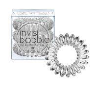 invisibobble Original gumičky do vlasů 3 ks Crystal Clear 3 ks