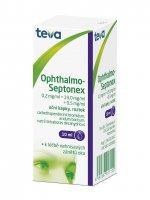 Ophthalmo-Septonex oční kapky, roztok 10 ml