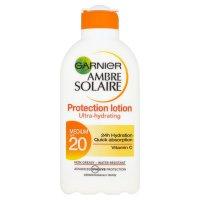 Garnier Ambre Solaire opalovací mléko SPF 20 200 ml