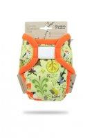 Petit Lulu Novorozenecké svrchní kalhotky 1 ks lesní zvířátka