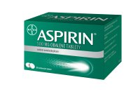 Aspirin 500 mg 80 tablet
