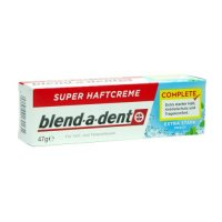 Blend-a-dent Fresh Complete fixační krém 47 g