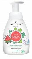 ATTITUDE Little leaves Dětské pěnivé mýdlo na ruce meloun kokos 295 ml
