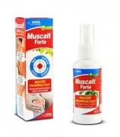 Aimil Muscalt Forte masážní prohřívací olej 60 ml