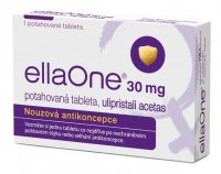 ellaOne 30 mg 1 tableta