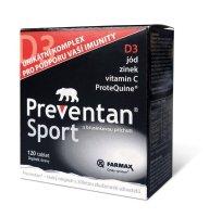 Farmax Preventan Sport dárkové balení 120 tablet