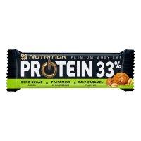 GO ON! Proteinová tyčinka 33% slaný karamel 50 g