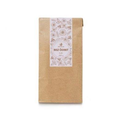 Allnature Černý bez květ sypaný čaj 250 g
