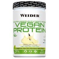 WEIDER Vegan protein vanilka 750 g