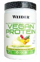 WEIDER Vegan protein ananas - kokos 750 g