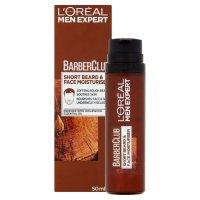 Loréal Paris Barber Club Hydratační krém na krátké vousy a tvář 50 ml