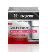 Neutrogena Cellular Boost Omlazující noční krém 50 ml