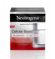 Neutrogena Cellular Boost Omlazující denní krém SPF20 50 ml