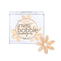 invisibobble Nano gumičky do vlasů 3 ks To Be or Nude To Be 3 ks
