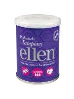 Ellen Probiotické tampóny normal 12 ks