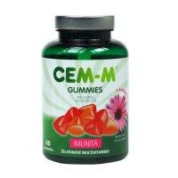 Cem-m Gummies Imunita želatinové pastilky 60 ks
