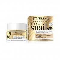 Eveline Royal Snail Denní/noční krém 30+ 50 ml