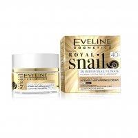 Eveline Royal Snail Denní/noční krém 40+ 50 ml