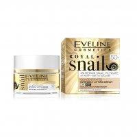 Eveline Royal Snail Denní/noční krém 50+ 50 ml