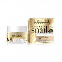 Eveline Royal Snail Denní/noční krém 60+ 50 ml