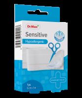 Dr.Max Sensitive Hypoallergenic 6cm x 1m náplast 1 ks