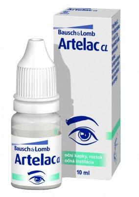 Artelac CL oční kapky 10 ml