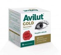 Herbacos Avilut Gold Recordati 120 kapslí
