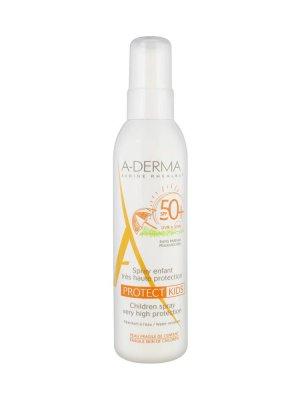 A-derma Protect Sprej pro děti SPF50+ 200 ml