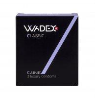 WADEX Classic kondomy 3 ks