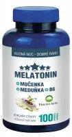 Pharma Activ Melatonin Mučenka Meduňka B6 100 tablet