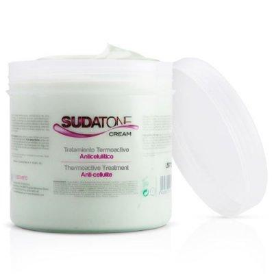 Diet esthetic Sudatone Hřejivý krém proti celulitidě 500 ml