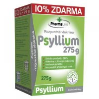 Pharmaline Psyllium rozpustná vláknina 275 g