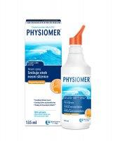 Physiomer hypertonický nosní sprej s obsahem mořské vody 135 ml