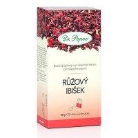Dr. Popov Růžový ibišek porcovaný čaj 20x2,5 g