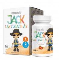 Imunit JACK LAKTOBACILÁK 36 tablet