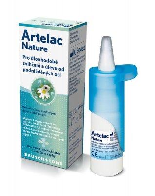 Artelac Nature oční kapky 10 ml