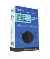 Promedor24 Respirátor FFP2 NR Primus Black 10 ks