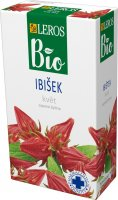 Leros BIO Ibišek květ sypaný čaj 60 g