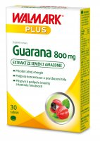 Walmark Guarana 800 mg 30 tablet