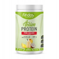 Fit-day Protein Active pina colada 900 g