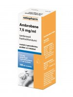 Ambrobene 7.5mg/ml roztok 100 ml