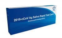 V-Chek 2019-nCoV Ag Saliva Rapid Test Card 1 ks