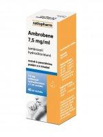Ambrobene 7.5mg/ml roztok 40 ml