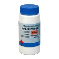 Apo- Ibuprofen 400 mg 100 tablet