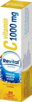 Revital Vitamin C 1000 mg citron 20 šumivých tablet