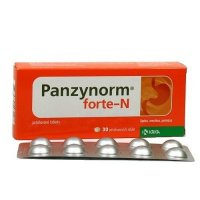 Panzynorm forte-N 30 tablet