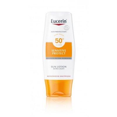 Eucerin SUN Extra lehké mléko na opalování SPF50+ 150 ml