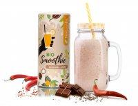 Naturalis Smoothie Čokoláda + Chilli BIO 180 g
