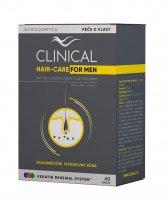 Clinical Hair-Care for MEN 2 měsíční kúra 60 tobolek